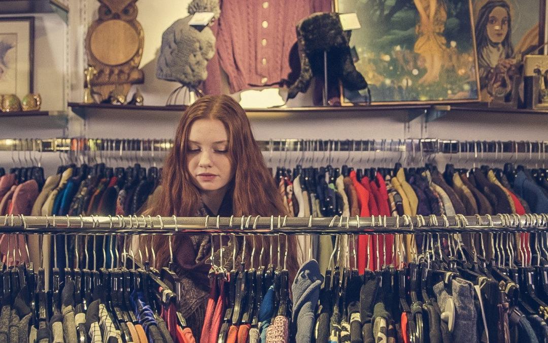 Anti-vol à l'étalage pour les magasins de vêtements