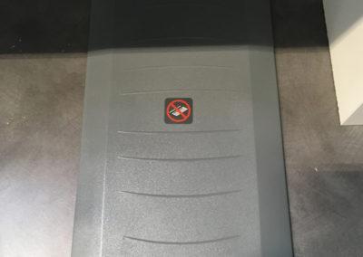 Table de désactivation Sensormatic