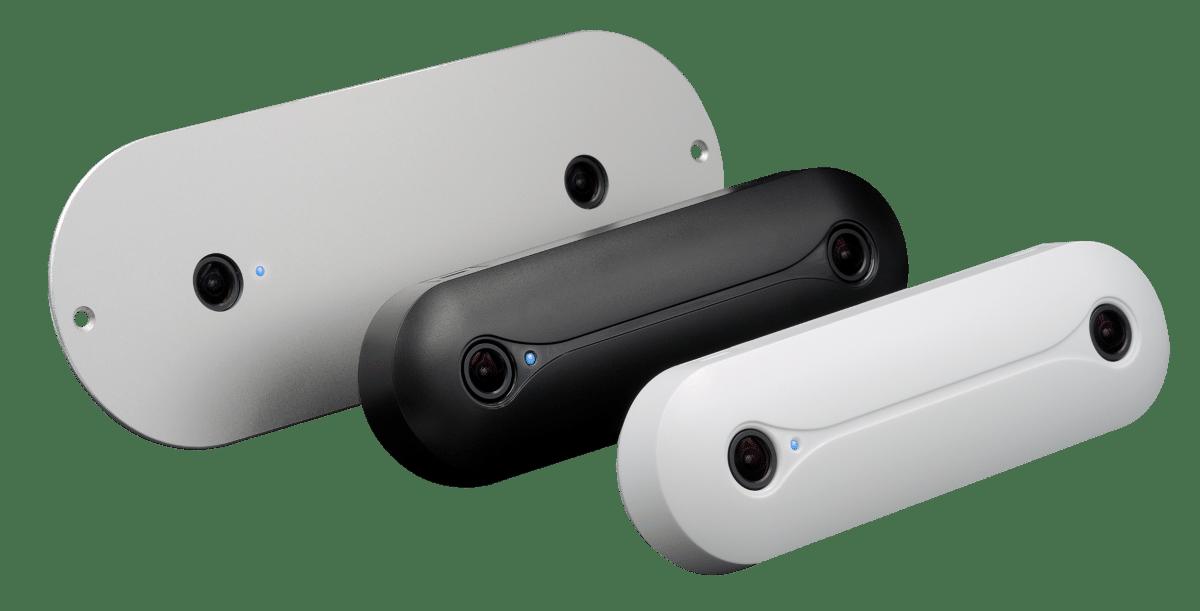 Capteur 3D pour comptage visiteur
